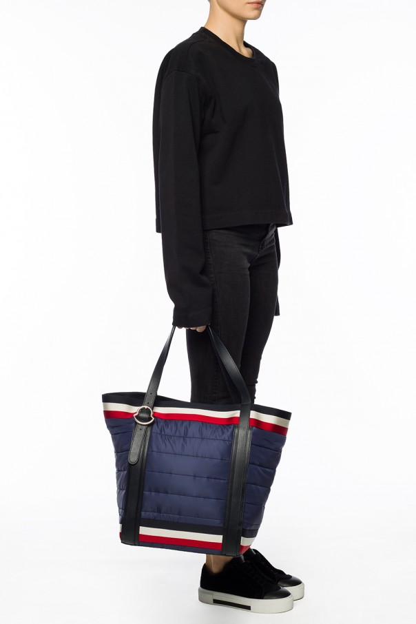 Quilted shopper bag od Moncler